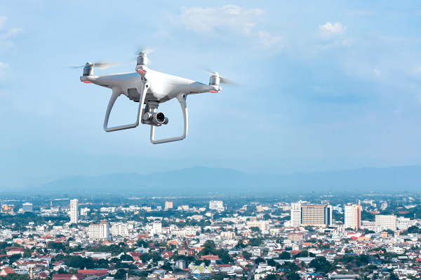 Don't have personal information flying around: get up to speed with drone regulations